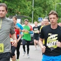 DNB - Nike We Run Vilnius - Maxim Maklakov (626), Audrius Laurutis (4148)