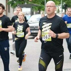 DNB - Nike We Run Vilnius - Nerijus Pacevicius (3562), Paulius Lipskis (4123)