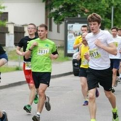 DNB - Nike We Run Vilnius - Povilas Cesna (3078), Nerijus Kleinauskas (3661)