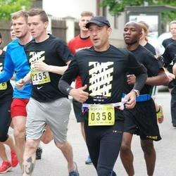 DNB - Nike We Run Vilnius - Arunas Maciulevicius (358), Linas Kavoliunas (2128)