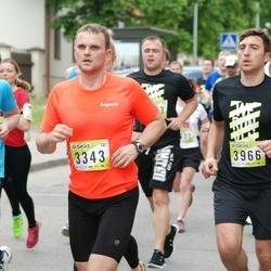 DNB - Nike We Run Vilnius - Vytautas Glemþa (3343), Kostas Feruliovas (3390), Liutauras Šakalis (3966)