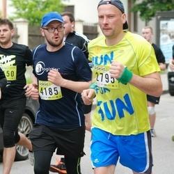 DNB - Nike We Run Vilnius - Ramunas Jucius (2795), Vilmantas Ladyga (4185)