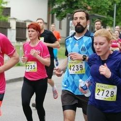 DNB - Nike We Run Vilnius - Inga Kumetiene (2235), Marc Antoine Bechetoille (4239)