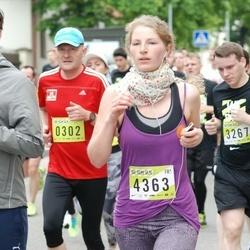DNB - Nike We Run Vilnius - Donatas Savickas (302), Gintare Karalyte (4363)