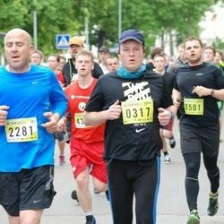 DNB - Nike We Run Vilnius - Rokas Ratkevicius (317), Rimantas Paškauskas (2281)