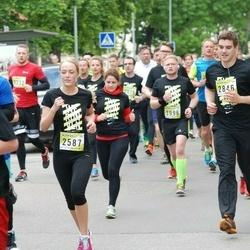DNB - Nike We Run Vilnius - Elena Zuokaite (2587), Jaroslav Polujanskij (2846)