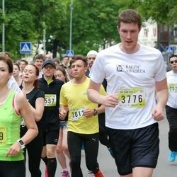 DNB - Nike We Run Vilnius - Ricardas Nosevicius (3012), Mindaugas Gaurys (3776)