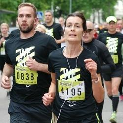 DNB - Nike We Run Vilnius - Andrew Brice (838), Ieva Vaisvilas (4195)