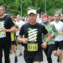 DNB - Nike We Run Vilnius - Virgintas Stogevicius (116), Bernardas Ciapas (4219)