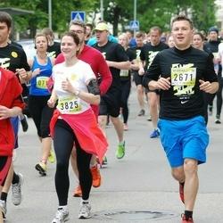 DNB - Nike We Run Vilnius - Domas Šimavicius (2671), Laura Tamoševice (3825)
