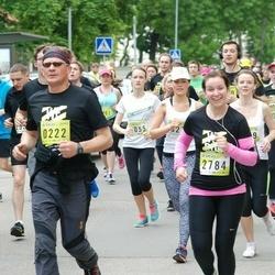 DNB - Nike We Run Vilnius - Raimondas Kudarauskas (222), Beatrice Šniaukštiene (2784)