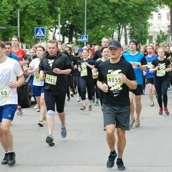 DNB - Nike We Run Vilnius - Marius Repecka (2260), Audrius Anusauskas (2801), Valerij Kozekin (4059)