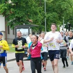 DNB - Nike We Run Vilnius - Kazimieras Kazenas (2267), Mindaugas Paukste (2302)