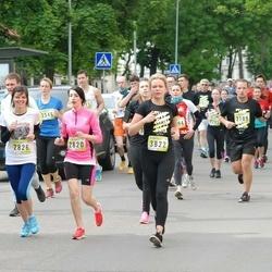DNB - Nike We Run Vilnius - Simona Jonuškaite (2820), Agne Krišciunaite (2826), Irma Pimpickaite (3822)