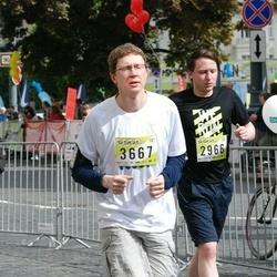 DNB - Nike We Run Vilnius - Antanas Šukevicius (2966), Donatas Brazdþius (3667)
