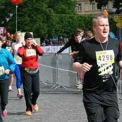 DNB - Nike We Run Vilnius - Vilma Naraskeviciene (3720), Justinas Cekuolis (4298)