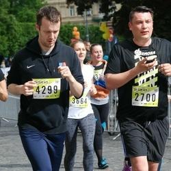 DNB - Nike We Run Vilnius - Simas Adutavicius (2700), Dominykas Jonaitis (4299)