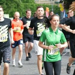 DNB - Nike We Run Vilnius - Žaneta Faraon (3151), Markas Plineris (3456)