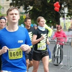 DNB - Nike We Run Vilnius - Radoslav Sokolnik (600), Lina Grybauskaite (3534)
