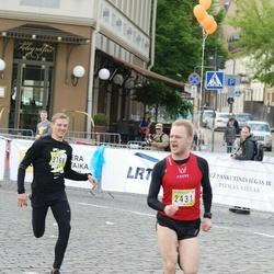 DNB - Nike We Run Vilnius - Mindaugas Savickas (2431), Jurgis Stasinas (3768)