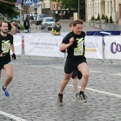 DNB - Nike We Run Vilnius - Arturas Bendorius (3121), Mindaugas Paulauskas (3205)