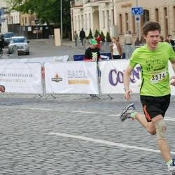 DNB - Nike We Run Vilnius - Andrius Sagaitis (3464), Mantas Jodinskas (3574)