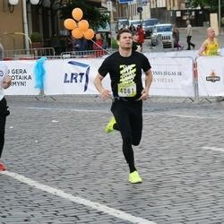 DNB - Nike We Run Vilnius - Edvardas Skupas (2894), Šarunas Stepukonis (4061)