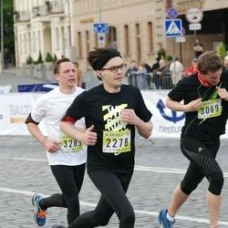 DNB - Nike We Run Vilnius - Vaidas Augustinavicius (2278), Karolis Petronis (3069), Audrius Buivydas (3289)