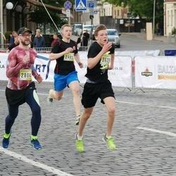 DNB - Nike We Run Vilnius - Matas Tamulevicius (2485), Mindaugas Armalas (2804), Linas Nasvytis (3629)