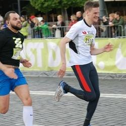 DNB - Nike We Run Vilnius - Laurynas Lubys (2516), Mindaugas Kaikaris (4014)