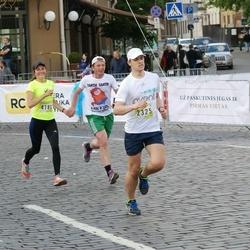 DNB - Nike We Run Vilnius - Žilvinas Urbonas (2325), Austeja Vaiciuliene (4180)