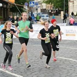 DNB - Nike We Run Vilnius - Petras Kavaliauskas (2119), Rasa Sakalyte (2958), Jurgita Sakalyte (2959)