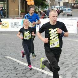 DNB - Nike We Run Vilnius - Gindridas Baura (2611), Aiste Baltrunaite (4028)