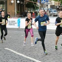 DNB - Nike We Run Vilnius - Vytautas Burokas (2737), Dalia Gaskiene (3023)