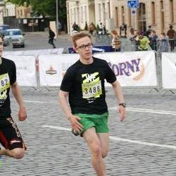 DNB - Nike We Run Vilnius - Dominykas Polekauskas (3488), Justas Burneika (4182)