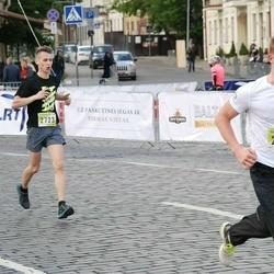 DNB - Nike We Run Vilnius - Egidijus Galinauskas (2634), Antanas Štrimaitis (2723)