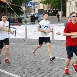DNB - Nike We Run Vilnius - Mangirdas Darguþis (3668), Agnius Pilipavicius (3949)