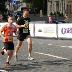 DNB - Nike We Run Vilnius - Deividas Širmenis (2696), Darius Bisikirskas (3439)