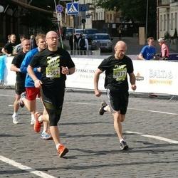 DNB - Nike We Run Vilnius - Nerijus Pacevicius (3562), Linas Trunce (4077)
