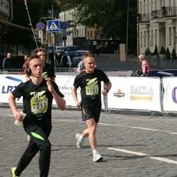 DNB - Nike We Run Vilnius - Augustinas Ramelis (2211), Nerijus Cepulis (3597)