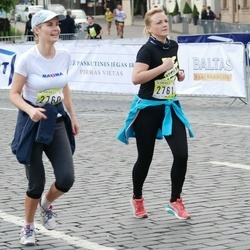 DNB - Nike We Run Vilnius - Jolanta Michalovskaja (2760), Akvile Stankute (2761)