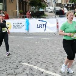 DNB - Nike We Run Vilnius - Kristina Jurgaityte (2415), Reda Sendreviciute (2927)