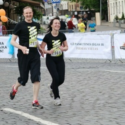 DNB - Nike We Run Vilnius - Daiva Arust (2969), Ainas Arust (2970)