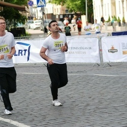 DNB - Nike We Run Vilnius - Imran Khan (3097), Ernestas Marozas (3099)
