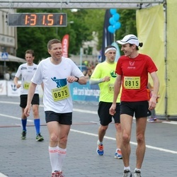 DNB - Nike We Run Vilnius - Audrius Trinka (675), Remigijus Šnioka (815)