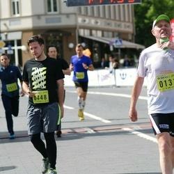 DNB - Nike We Run Vilnius - Romas Kiršys (131), Igor Podoprygora (448)