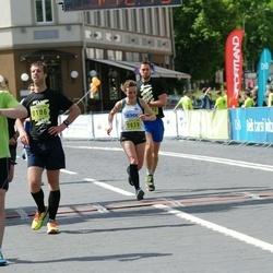 DNB - Nike We Run Vilnius - Edvinas Bakanas (106), Renata Šalniene (639)