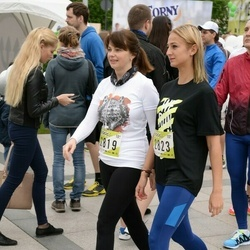 DNB - Nike We Run Vilnius - Ramune Strazdiene (2819), Aidas Cesnavicius (2823)