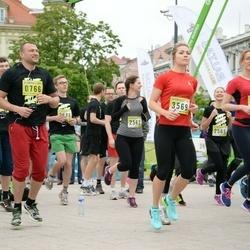 DNB - Nike We Run Vilnius - Vardas Pavarde (766), Lolita Paragyte-Agejeva (3569)