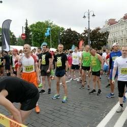 DNB - Nike We Run Vilnius - Edgaras Maslauskas (440), Sergejus Abakumovas (584), Deividas Bernotas (769), Rolandas Silius (840)